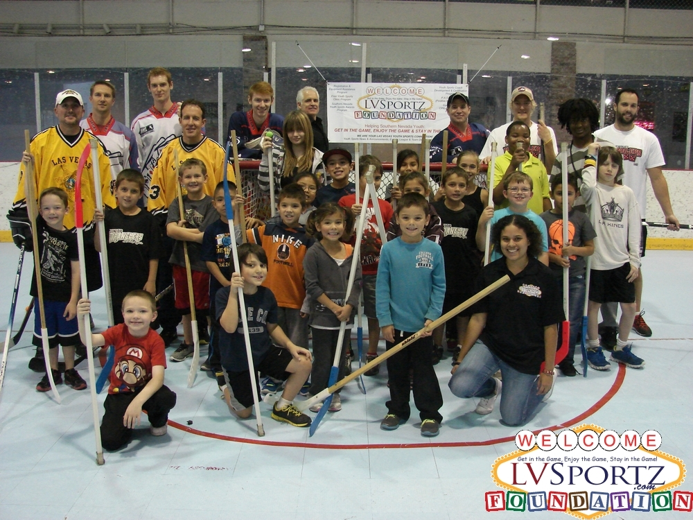 IFirst Ever Total Youth Hockey Experience A Huge Success