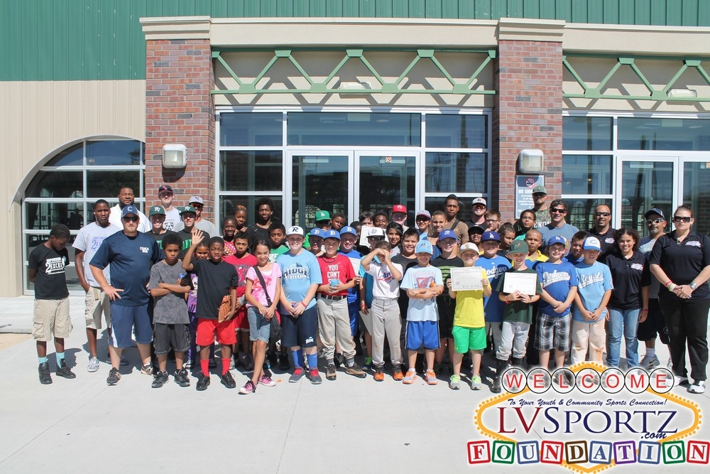 ILVSF Holds First Ever Total Youth Baseball Experience