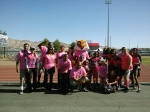 Cancer Awareness - Elite LV Wildcats