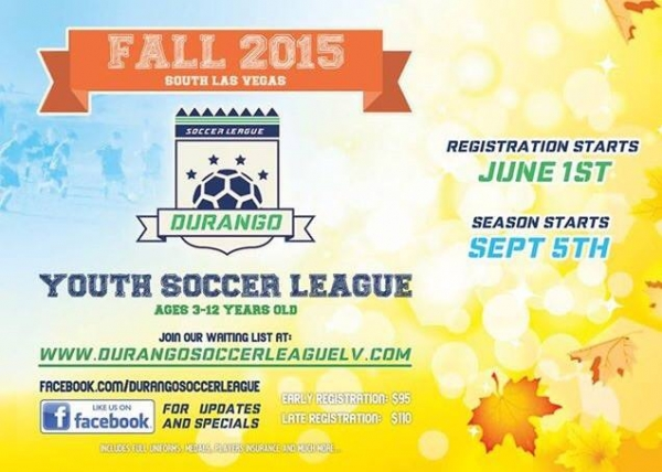 New Durango Youth Soccer League Now Registering for Fall 2015