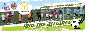 Free Preseason Soccer Camp by Nevada Alliance Soccer
