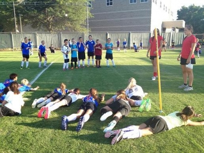UNLV Summer Youth Soccer Camps