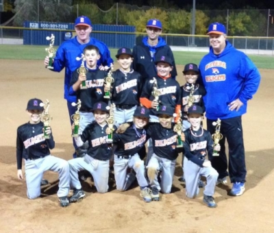 9u Wildcats Win 1st Ever NV Select Winter Invitational