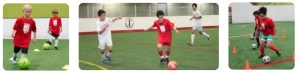 New Youth Soccer Skills Institute at the Longevity Sports Center
