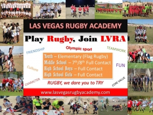 Las Vegas Rugby Academy Now Registering